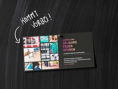News of the graphic designers interior designers web designers exhibition 10 years of feuerspuren 10 years of photography in grpelingen solutioingenieria Images